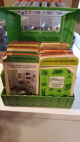 Gardening hint cards in Elizabethtown, Kentucky