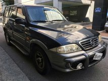 2001 SsangYong Musso/Maual 5SP/Strong Engine./Great cond. in Osan AB, South Korea
