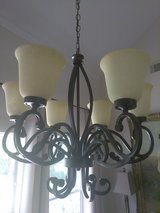 Dining Light Fixture in The Woodlands, Texas