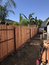 FENCING in Travis AFB, California