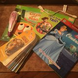 Leap Frog Tag + 3 Books and 1 Activity Card Set in Naperville, Illinois