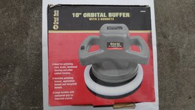"10""  ORBITAL BUFFER Reduced price to $15 in Camp Lejeune, North Carolina"