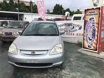 2001 Honda Civic - Aftermarket w/AUX - Clean - Excellent Mechanical Condition - Compare & $ave! in Okinawa, Japan
