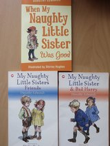 "3 Books ""My Naughty Little Sister"" in Stuttgart, GE"