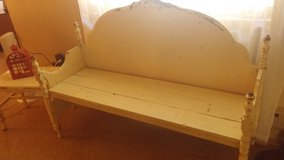 Antique Bench and table! in Fort Leonard Wood, Missouri