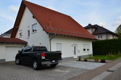 5 min 3 miles to RAB Free standing House with garage 221sqm in a nice and quiet location in Baumholder, GE