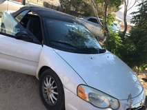 2004 Chrysler Sebring in Fort Irwin, California