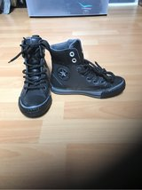 converse hi cut/boots sz 12c in Ramstein, Germany