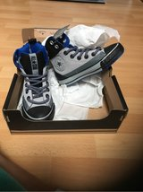converse hi cut/ boots sz 12c in Ramstein, Germany