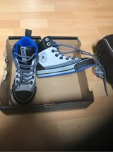 converse hi cut/ boots sz 11.5c in Ramstein, Germany