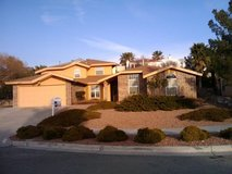 Beautiful West Side 4 bedroom home in culdesac in Fort Bliss, Texas