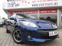 '13 Mazda 3 i Touring Automatic in Ramstein, Germany
