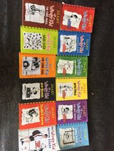 Diary of a Wimpy Kid library (12 books) in Joliet, Illinois