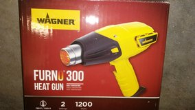 Wagner heat gun in Beaufort, South Carolina