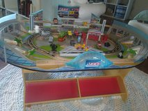 Disney Pixar Cars 3 play table in Hinesville, Georgia
