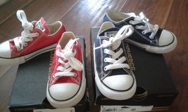 Toddler Converse Chuck Taylors in Pasadena, Texas