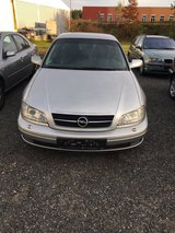 Opel Omega, 2.4i, V6, automatic, leather in Grafenwoehr, GE