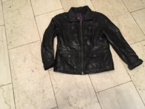 leather jacket in Ramstein, Germany