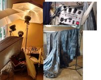 Professional Photography Lights Backdrop Stands And Backdrops in Fort Leonard Wood, Missouri