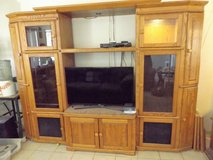 Nice 5-piece Entertainment Center in 29 Palms, California