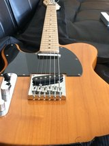 Left handed Fender Telecaster Orange in 29 Palms, California