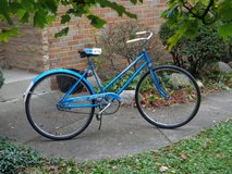 Vintage Ladies' Bicycle in Chicago, Illinois