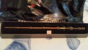 Professor Dumbledore's wand from Harry Potter in Beaufort, South Carolina
