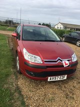 Citroen C4 1.6 petrol AUTMATIC in Lakenheath, UK