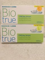 BIO TRUE / ONE DAY CONTACTS in Kingwood, Texas