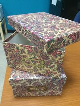 storage gift boxes in Vacaville, California