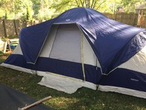 8 PERSON 3 ROOM TENT in Glendale Heights, Illinois