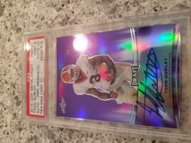 Todd Gurley graded Autograph  rookie card in Pleasant View, Tennessee