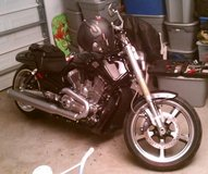 2012 Harley-Davidson V-rod Muscle with V&H competition exhaust w/extras in Beaufort, South Carolina