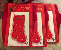 Make Your Own Stockings in Naperville, Illinois