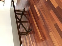 Solid Pecan Dinning Room Trestle Table in Bellaire, Texas