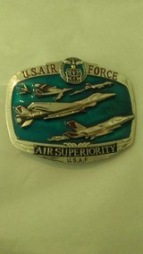 Air Force Belt Buckle in Tacoma, Washington