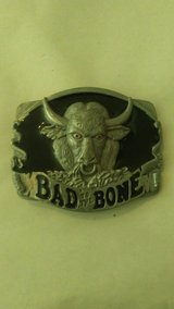 Bad to the Bone Belt Buckle in Tacoma, Washington