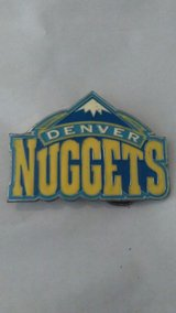 Denver Nuggets Belt Buckle in Tacoma, Washington