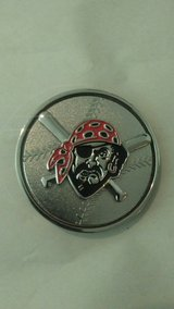 Pirate Spinner Belt Buckle in Tacoma, Washington