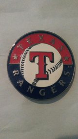 Texas Rangers Belt Buckle in Tacoma, Washington