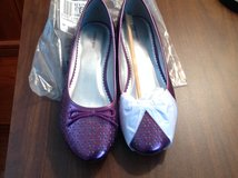Purple Ballet Flats -- shoe size Woman 8.5 in Fairfax, Virginia