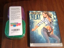 Beachbody's Country Heat DVD and container system in Fairfax, Virginia