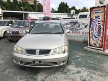 2003 Nissan Bluebird Sylphy - LOW KMS - One Owner - Super Clean - Compare & $ave! in Okinawa, Japan