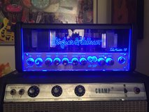 Hughes & Kettner Tubemeister 18 Guitar amplifier (head) plus 1x12 cabinet in Okinawa, Japan