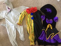 Kids Halloween outfits in Fort Lewis, Washington