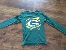 GB Packers boys shirt in Fort Lewis, Washington