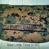 USMC MARPAT WOODLAND WRISTLET in Camp Lejeune, North Carolina