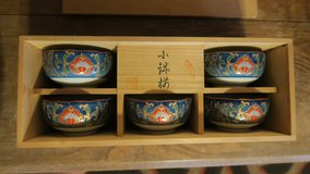 arita yaki japanese old tea cups set  ( call my cell phone only ) in Okinawa, Japan