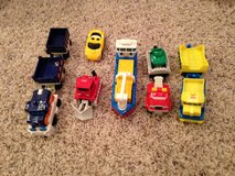 GeoTrax - Assorted trains/boat/cars in New Lenox, Illinois