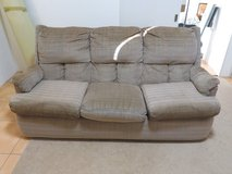Sofa, Recliner and Couch in Okinawa, Japan